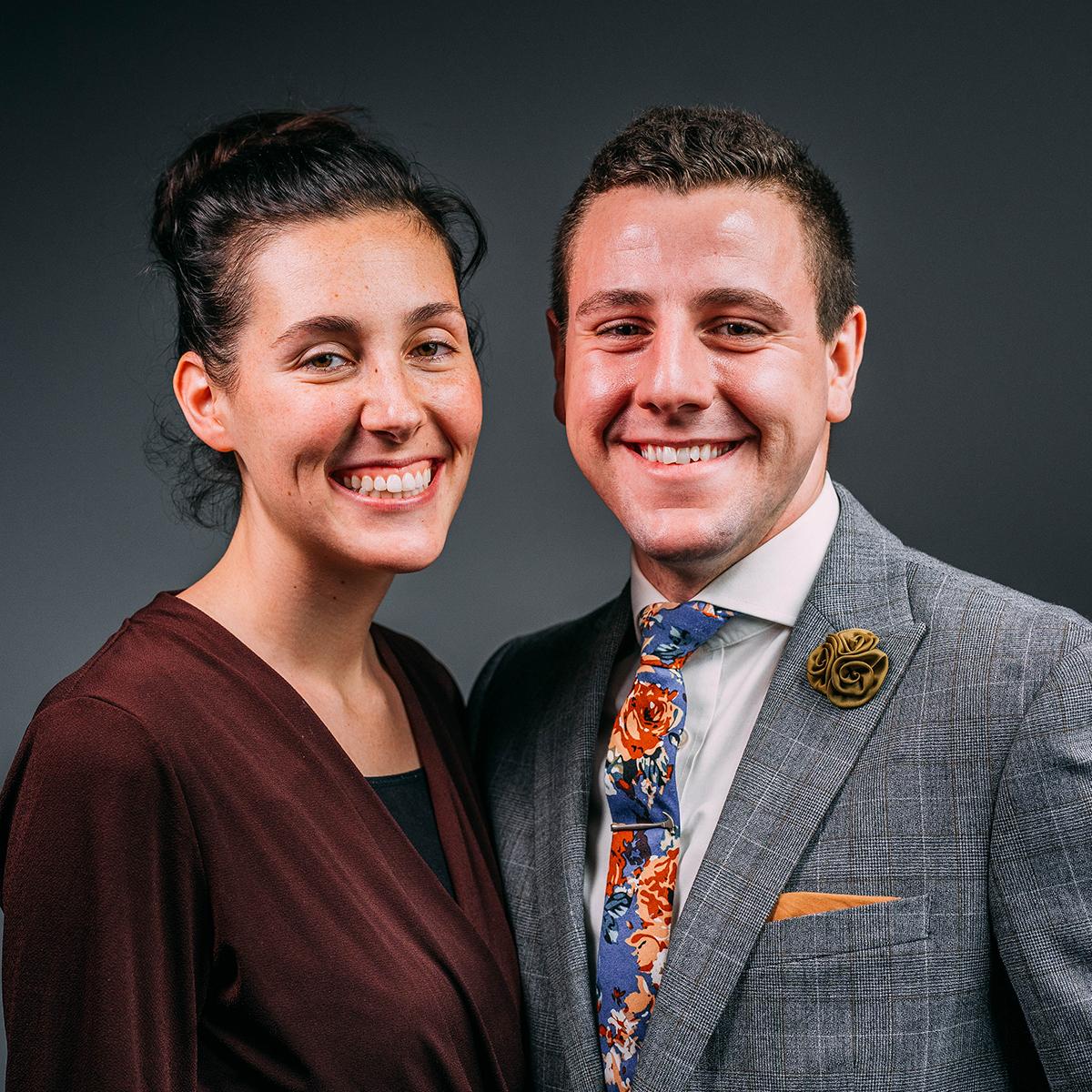 Dylan & Katie Hirsch