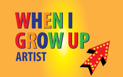 """Lesson 1: """"When I Grow Up: Artist"""""""