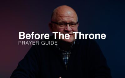 Before The Throne: Prayer Guide
